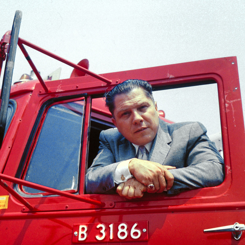 WHO REALLY KILLED JIMMY HOFFA?